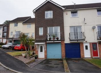Thumbnail 3 bed town house for sale in Biscombe Gardens, Saltash