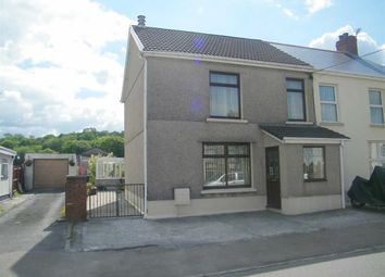 Thumbnail 3 bed semi-detached house for sale in Heol Y Gors, Cwmgors, Ammanford
