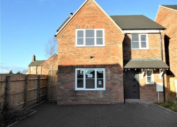 Thumbnail 4 bed detached house for sale in Ashby Road, Moira