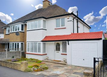 Thumbnail 3 bed semi-detached house for sale in Albert Road, Epsom