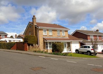 Thumbnail 4 bedroom detached house for sale in Fielding Court, Crook