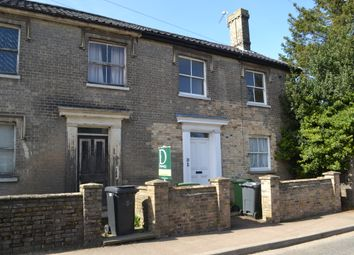 Thumbnail 1 bed flat to rent in Redenhall Road, Harleston, Norfolk