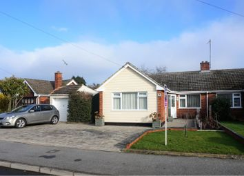 2 bed semi-detached bungalow for sale in Sidmouth Road, Chelmsford CM1