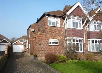 Thumbnail 3 bed semi-detached house for sale in Clee Road, Grimsby