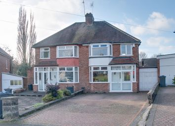 Thumbnail 3 bed semi-detached house for sale in Poston Croft, Kings Heath, Birmingham