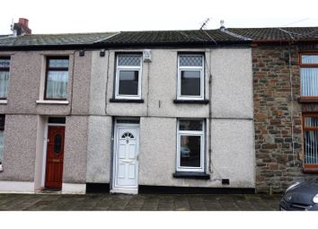 Thumbnail 3 bed terraced house for sale in Ton Row, Pentre