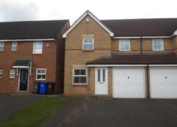 Thumbnail 3 bedroom town house to rent in 8 Hailwood Close, Berryhill