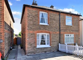 Thumbnail 2 bed semi-detached house to rent in Portmouth Road, Cobham