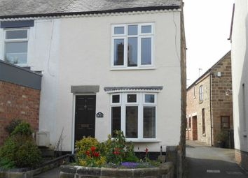 Thumbnail 2 bed cottage to rent in Tamworth Street, Duffield, Derby