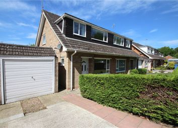 Thumbnail 3 bedroom semi-detached house for sale in Durnsford Avenue, Fleet