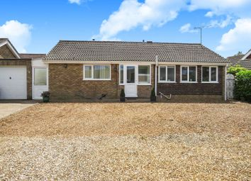 Thumbnail 3 bed detached bungalow for sale in Lavender Close, Heacham, King's Lynn