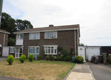 Thumbnail 3 bed semi-detached house for sale in St. Vincents Close, Torquay