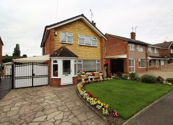 Thumbnail 3 bed detached house for sale in Gallagher Road, Bedworth
