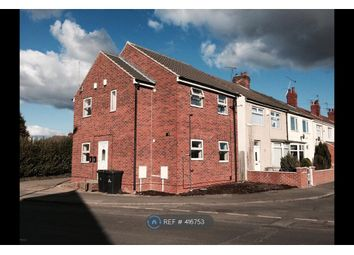 Thumbnail 1 bed flat to rent in Askern Road, Doncaster
