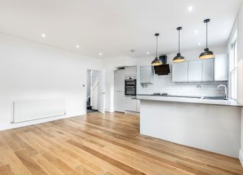 Thumbnail 3 bed flat for sale in Oberstein Road, London