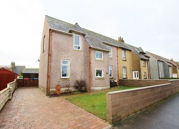 Thumbnail 3 bed semi-detached house for sale in 9 Liddesdale Road, Stranraer