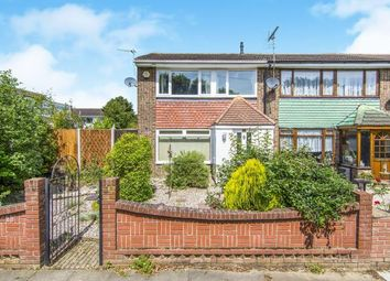 Thumbnail 3 bed end terrace house for sale in Arun, East Tilbury, Tilbury
