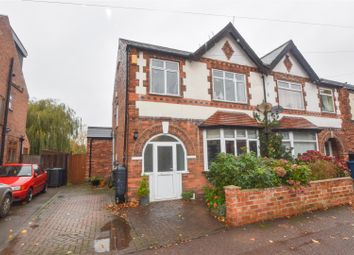 Thumbnail 4 bed detached house for sale in Seymour Road, West Bridgford, Nottingham