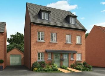 Thumbnail 3 bed semi-detached house for sale in Higham Road, Burton Latimer, Northamptonshire
