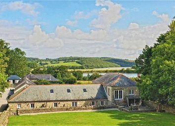 Thumbnail 5 bed detached house for sale in Ruan High Lanes, Truro