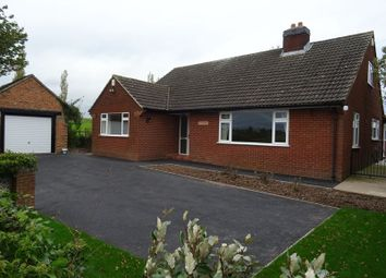 Thumbnail 3 bed detached bungalow to rent in Alkmonton, Ashbourne