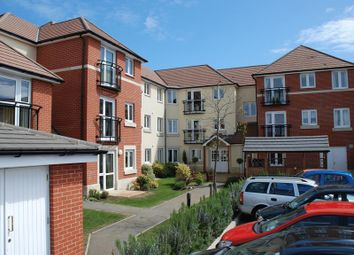 Thumbnail 2 bed flat for sale in Seward Court, Highcliffe
