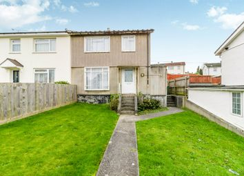 Thumbnail 3 bed semi-detached house for sale in Dryburgh Crescent, Plymouth