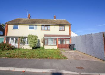 Thumbnail 3 bed semi-detached house for sale in Fullers Mead, Harlow