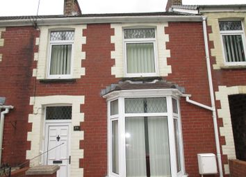 Thumbnail 3 bed terraced house for sale in Morgans Terrace, Pontrhydyfen, Port Talbot, Neath Port Talbot.