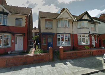 Thumbnail 1 bed flat to rent in Breck Road, Blackpool