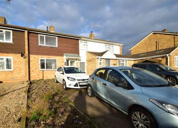 Thumbnail 2 bed terraced house for sale in Raleigh Crescent, Stevenage, Hertfordshire