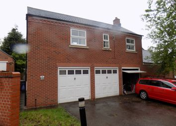 Thumbnail 1 bed flat for sale in Newbold Close, Lichfield