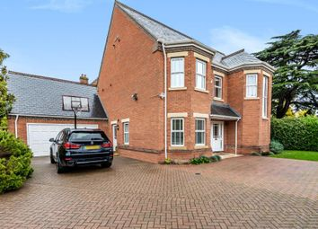 Thumbnail 4 bed detached house to rent in Ridge Way, Virginia Water