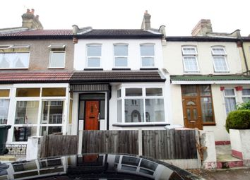 Thumbnail 3 bed terraced house to rent in Landseer Avenue, Manor Park, London