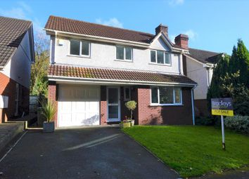 Thumbnail 4 bed detached house for sale in Priory Ridge, Plympton, Plymouth, Devon