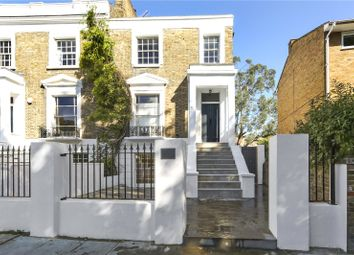 Thumbnail 4 bed flat for sale in Rochester Road, London