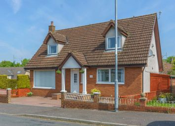 Thumbnail 5 bed detached house for sale in Spindleside Road, Cleland, Motherwell