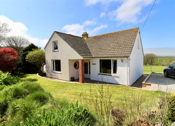 Thumbnail 4 bed detached bungalow for sale in Carleen, Breage, Helston