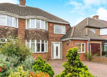 Thumbnail 3 bedroom semi-detached house for sale in Bucklands End Lane, Hodge Hill, Birmingham