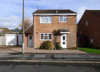 Thumbnail 3 bed detached house for sale in Selby Crescent, Freshbrook, Swindon, Wiltshire