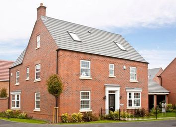 "Thumbnail 5 bedroom detached house for sale in ""Moorecroft"" at Beggars Lane, Leicester Forest East, Leicester"