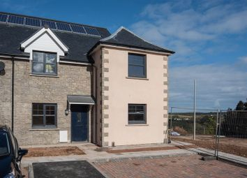 Thumbnail 4 bed end terrace house for sale in Plot 12, Peelwalls Meadows, Eyemouth