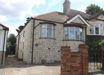 Thumbnail 3 bed semi-detached bungalow for sale in Seymour Road, North Chingford, London