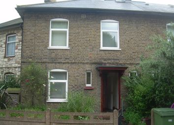 Thumbnail 3 bed terraced house to rent in Chapel House Street, London