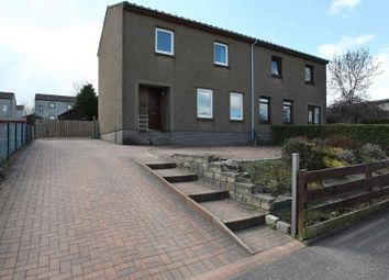 Thumbnail 3 bed semi-detached house for sale in Pentland Place, Kirkcaldy, Fife
