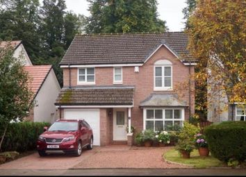 Thumbnail 4 bed detached house for sale in Kelvin Gardens, Largs, North Ayrshire, .