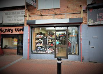 Thumbnail Retail premises to let in Bearwood Road, Smethwick, West Midlands
