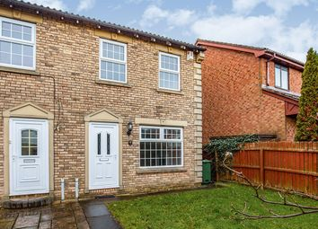 Thumbnail 3 bed semi-detached house for sale in Farne Court, Ingleby Barwick, Stockton-On-Tees, Durham