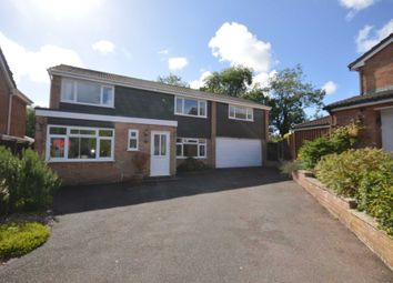 Thumbnail 5 bed detached house for sale in Morello Drive, Spital, Wirral
