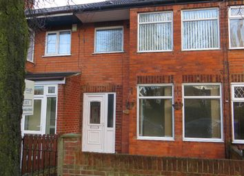 Thumbnail 3 bed terraced house to rent in Barrington Avenue, Hull